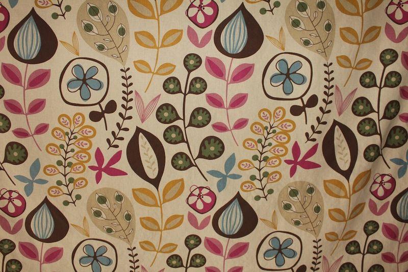 Ironed fabric