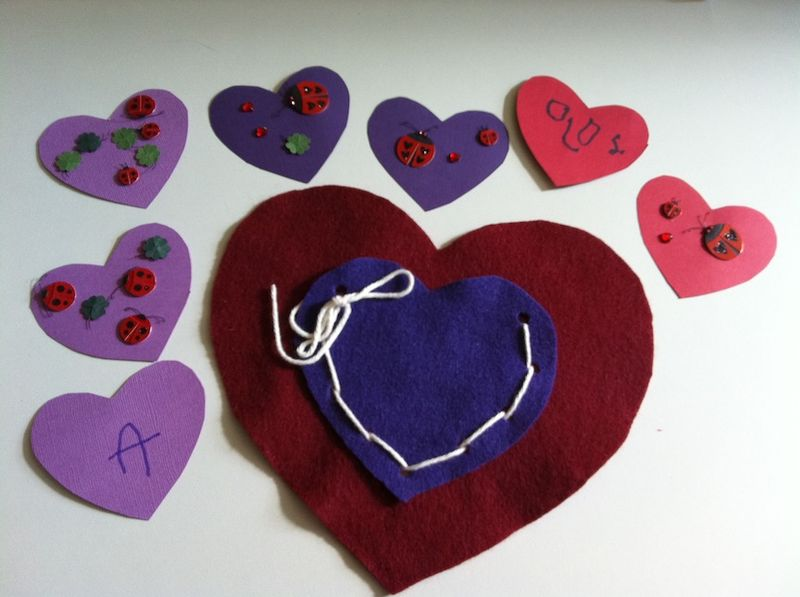 Heartenvelopes